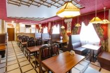 Кафе в гостинице Гранд Тамбов