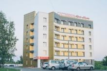 Гостиница Гранд Тамбов фасад