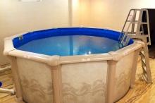 Сауна бассейн