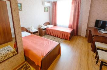гостиницы в Тамбове недорого