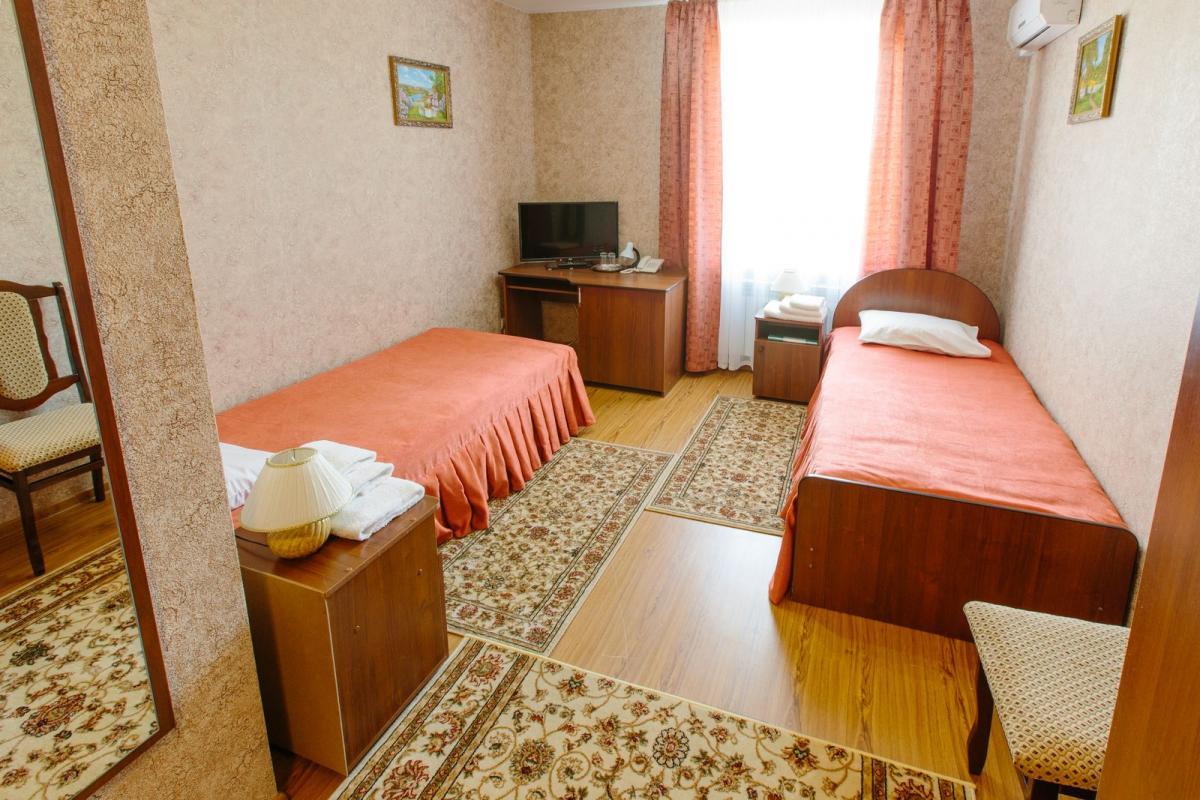 недорогие гостиницы в Тамбове